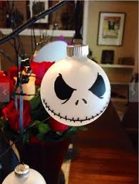 skellington ornaments one dozen by creativesavant on etsy