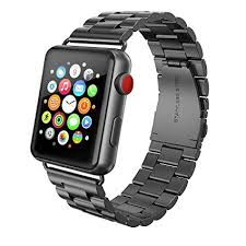 metal link bracelet images Apple watch band 42mm stainless steel swees iwatch jpg