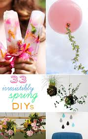 Spring Diys | 33 irresistibly spring diys