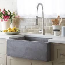 Farmhouse Sinks Youll Love Wayfair - Kitchen sinks apron front