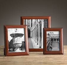 leather picture frames artisian leather rh