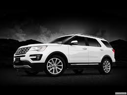 Ford Explorer White - 2017 ford explorer dealer serving tyler all star ford palestine