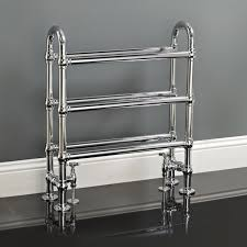 Small Heated Towel Rails For Bathrooms Bathroom Radiators Uk A Slimline Two Column Cast Iron Bathroom