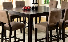 table beautiful ideas counter height dining room table sets