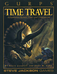 time travel books images Gurps time travel jpg