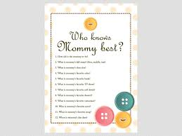who knows mommy best baby shower gallery baby shower ideas