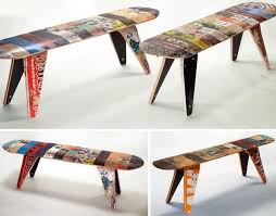 Furniture Recycling 25 Best Skateboard Furniture Ideas On Pinterest Recycled