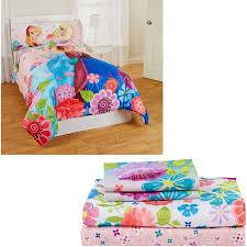 frozen sheets disney s frozen reversible bed in a bag bedding set comes