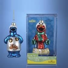 sesame ornaments