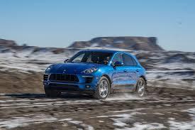 Porsche Macan Blue - bmw x4 mercedes benz glc porsche macan go off roading