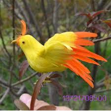 aliexpress buy handmade spread wings yellow birds home