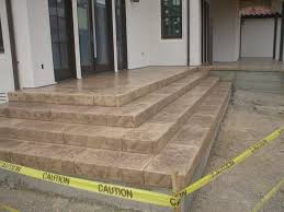 Stamped Concrete Patio Prices by Concrete Stairs Cost Estimate 100 Images 2017 Sted Concrete