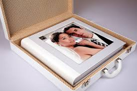 luxury wedding albums wedding album