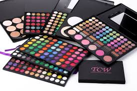wholesale professional products 183 color makeup sets for