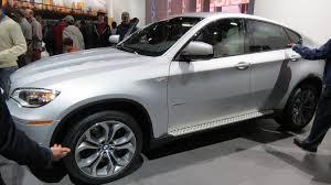 2013 Bmw X6 Interior 2014 Bmw X6 Xdrive 50i At Naias 2013 Detroit Auto Show Youtube