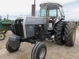 145hp white 6145 row crop tractor white farm equipment