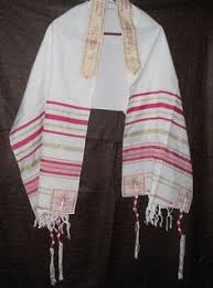 prayer shawl from israel slate blue silver tallit set tallit and slate