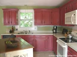 painted kitchen cabinets with oak trim how to paint trim oak cabinets simple creative home