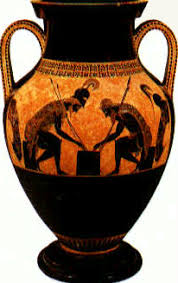 Different Types Of Greek Vases Ancient Greece Culture And Society In The Ancient Greek World