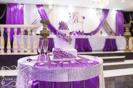 amusing wedding table decorations purple and silver 58 with