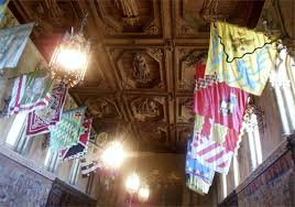 Hearst Castle Is Aflutter With FlagsGettysburg Flag Works Blog - Hearst castle dining room
