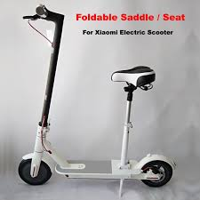 Scooter Chair Aliexpress Com Buy Xiaomi Electric M365 Scooter Seat Foldable