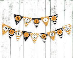 printable halloween flags u2013 craftbnb
