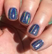 holographic nail powder review vampy varnish