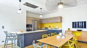 cuisine moderne jaune cuisine moderne jaune cuisine cuisine moderne couleur jaune