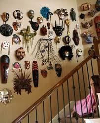 wall masks masks on clay masks masks and handicraft no
