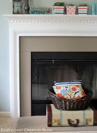 what kind of paint to use on a fireplace home design ideas
