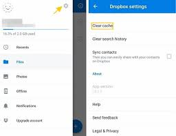 dropbox app for android common fixes for dropbox app on android