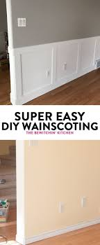 kitchen wainscoting ideas best 25 wainscoting ideas ideas on wainscoting