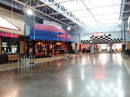 where is the national corvette museum entrance to national corvette museum picture of national