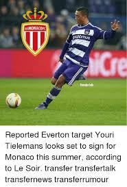 Everton Memes - asmonacofc ora imus transfer talk reported everton target youri