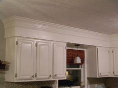 Kitchen Cabinets To The Ceiling by Diy How To Disguise A Kitchen Soffit Kitchen Soffit Kitchens