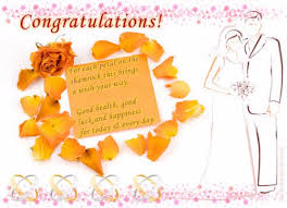 wedding wishes to a marriage card greetings techsmurf info