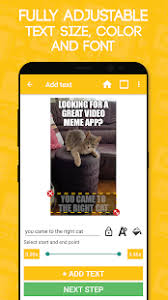Add Meme To Photo - video gif memes free android apps on google play