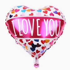 valentines balloons wholesale tszwj c 012 new heart shaped aluminum balloons wholesale