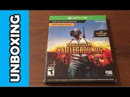 player unknown battlegrounds xbox one x review playerunknown s battlegrounds pubg xbox one x unboxing youtube