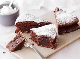 hazelnut chocolate cake recipe debi mazar and gabriele corcos