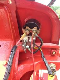 jmor ammeter show discharge when yesterday u0027s tractors