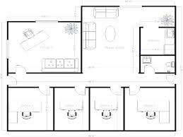 Office Design Floor Plan Office Design Architect Architectural Construction Design