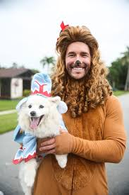 Cowardly Lion Costume Happy Halloween The Wizard Of Oz Group Costume Keiko Lynn