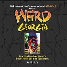 Georgia traveling games images Weird georgia your travel guide to georgia 39 s local legends and jpg