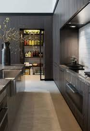 carrelage moderne cuisine design interieur garde manger design moderne cuisine bois noir