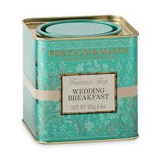 wedding tea fortnum wedding breakfast tea williams sonoma