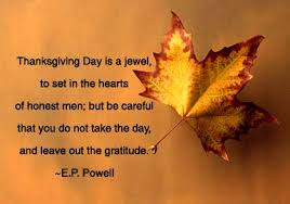thanksgiving quotes for friends and family