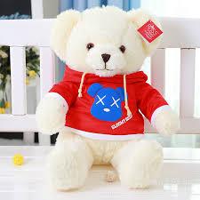 big teddy bears for valentines day 2016 new design dressed teddy 50cm 60cm 70cm big plush
