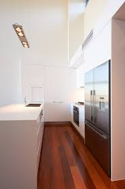 Home Decor Brisbane Brisbane Penthouse Apartment With Trojan Merbau Engineered Timber